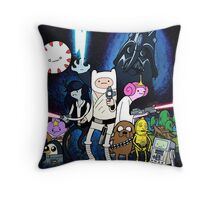 Adventure Wars - V2 Throw Pillow