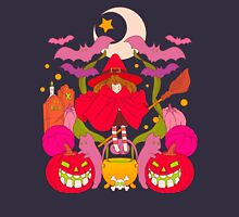 All spooky and red Unisex T-Shirt