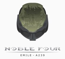 Noble Four - Emile A239 by Adam Angold