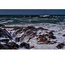 High Tide ~ Oregon Coast ~ Photographic Print