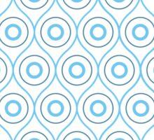 Swirls & Circles MK II Sticker