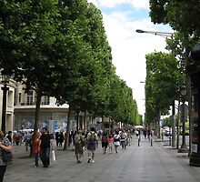 Champs Elysees by machka