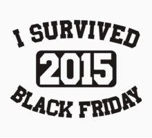 I Survived Black Friday 2015 by beloknet