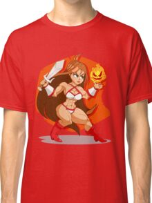 Flames of Fury (Golden Axe) Classic T-Shirt