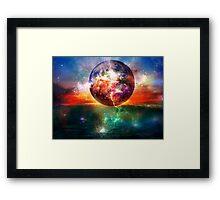 Creationist Framed Print