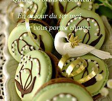 Pour vous porter chance  by parismidori