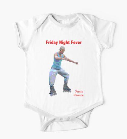 Friday Night Fever One Piece - Short Sleeve