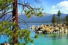 """""""Lake Tahoe Colors"""" by Lynn Bawden"""
