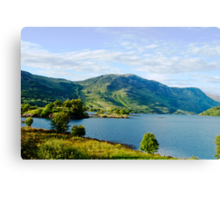 Ballachulish - Highlands of Scotland Canvas Print