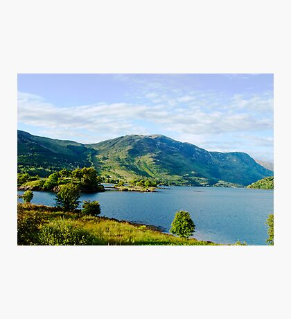Ballachulish - Highlands of Scotland Photographic Print