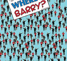 Where's Barry? (Find Barack Obama) by Groatsworth