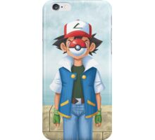 The Son of PokeMAN iPhone Case/Skin