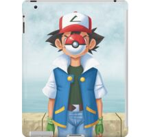 The Son of PokeMAN iPad Case/Skin