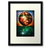 Powerball Framed Print