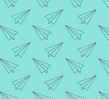 Paper Airplanes by danique