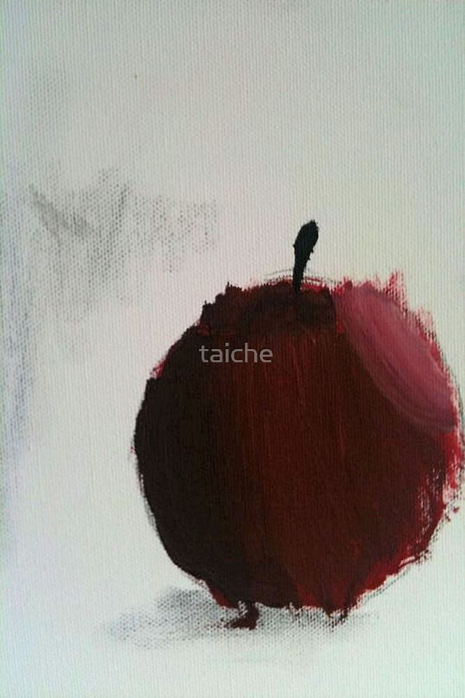 Charlie's Apple by taiche