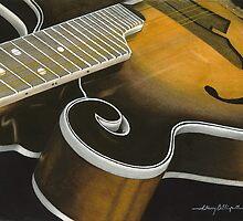 Mandolin #1 by Anthony Billings