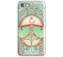 Moon Moth iPhone Case/Skin