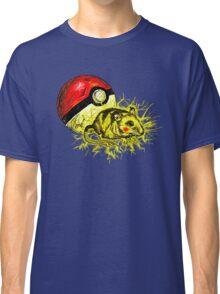 Real pikachu  Classic T-Shirt