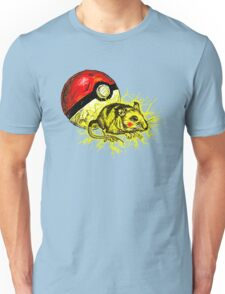 Real pikachu  Unisex T-Shirt