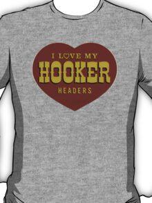 Hooker Headers T-Shirt
