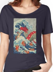 The Great Red Wave Women's Relaxed Fit T-Shirt