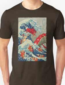 The Great Red Wave Unisex T-Shirt
