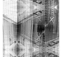 P1430576 _Luminance _Rasterbator _XnView _GIMP Photographic Print