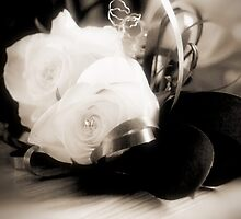 Wedding Flower by AnneMcLuckie