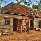 Livery  .. Wilberforce Pioneer Village .. in HDR by Michael Matthews