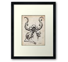 The Lullaby Framed Print