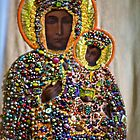 The Black Madonna of Częstochowa. Queen of Poland. Views 2333  dziękuję  bardzo ! thank you friends ! has been SOLD ! Promotor Fidei. by AndGoszcz
