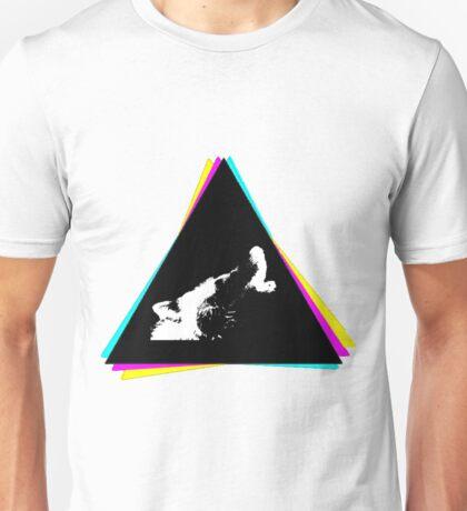 Wolfpack CMYK Unisex T-Shirt