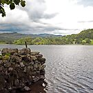 Rydal Water Wall by John Hare