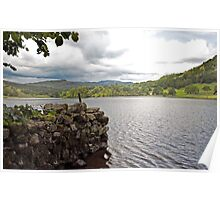 Rydal Water Wall Poster