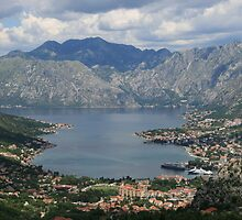 Bay of Kotor by danielrp1