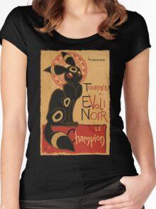 Noir Women's Fitted Scoop T-Shirt