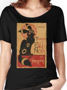 Noir Women's Relaxed Fit T-Shirt