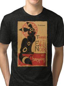 Noir Tri-blend T-Shirt