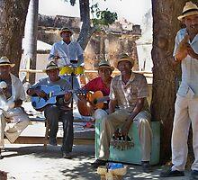 Cuban Band by Lynn Bolt