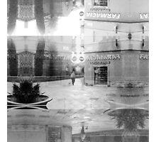 P1430597 _Luminance _Rasterbator _XnView _GIMP Photographic Print