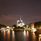 Paris at Night by danielrp1