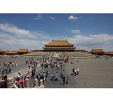 The Forbidden City Photographic Print