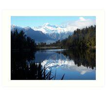 Mount Cook Art Print