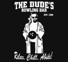 The Big Lebowski Homage by 4BDuL
