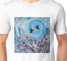 Humming Birds in Love Unisex T-Shirt