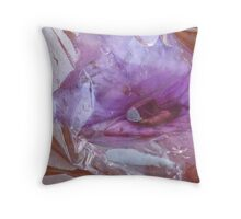 Eye-Flower Throw Pillow