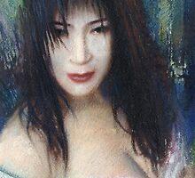 Portrait by Guennadi Kalinine