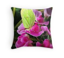 Natures Disguise Throw Pillow