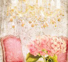 Hotel Regina circa 1900 Paris France crystal chandelier by Glimmersmith